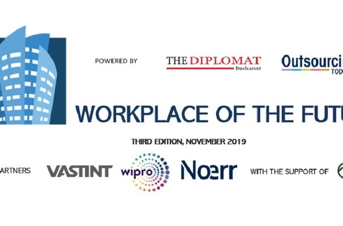 Workplace of the Future conference to take place on November 20th at Bucharest