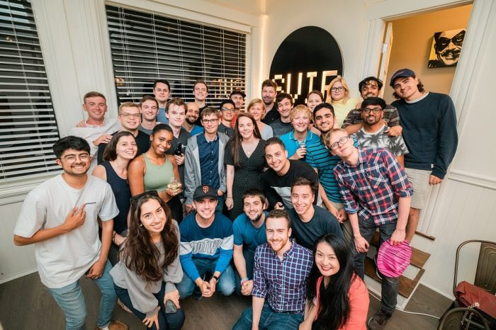 New batch of software engineers lands on Silicon Valley, with two Romanians among them