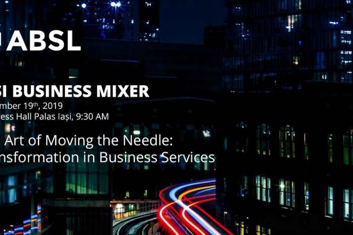 ABSL organizes Iasi Business Mixer 2019 on September 19th