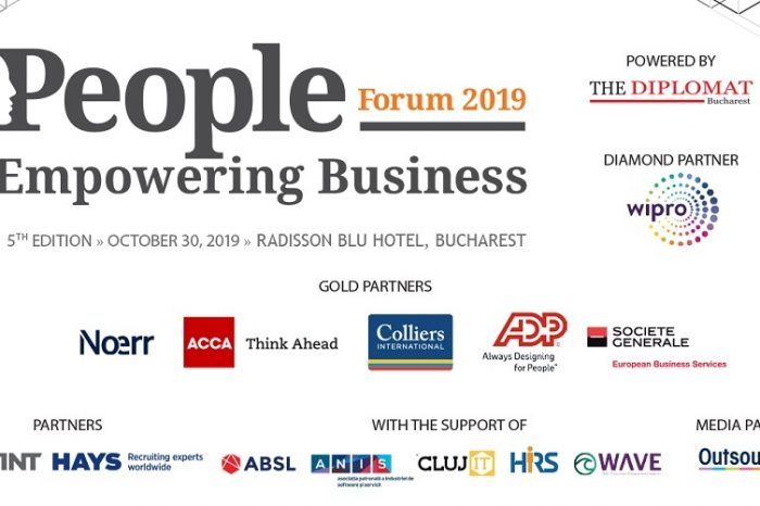 People Empowering Business 2019 to take place  on October 30, at Bucharest