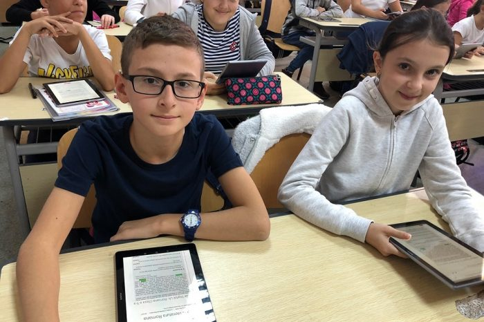 """""""School in a Box"""" national program provides a digital educational platform for schools in rural areas until August 2020"""