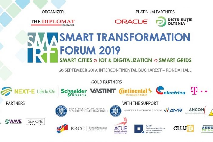 Meet the speakers at Smart Transformation Forum 2019