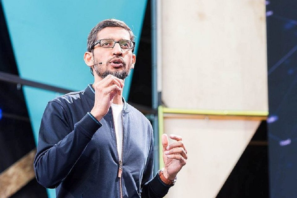 Sundar Pichai, CEO Google: We plan to invest 3 billion euros to expand our data centers across Europe over the next two years