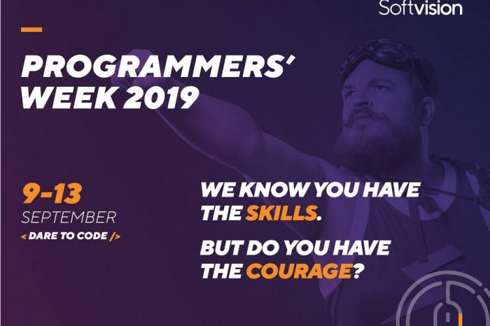 The 2019 edition of the Programmer's Week Conference to be held in September