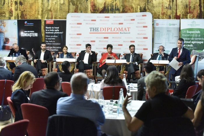 Smart Transformation Forum put the Smart Cities on the agenda on September, 26 at Bucharest