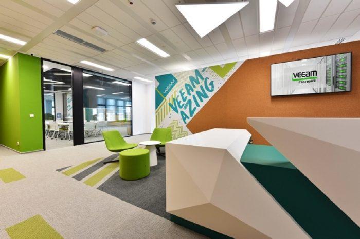 VEEAM Software is growing team and expands in Business Garden Bucharest