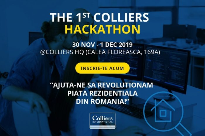 Programmers are invited to the first Colliers Hackathon