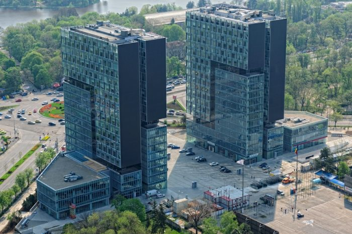 New entry on the Romanian market: CBRE advised Bank of China in setting up a branch in Bucharest, by leasing 800 sqm office space in City Gate