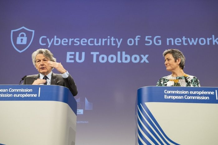 Secure 5G networks: Commission endorses EU toolbox and sets out next steps