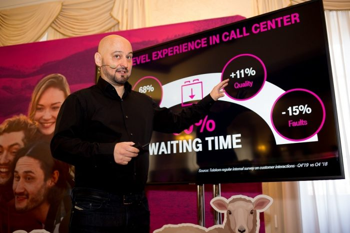 Telekom Romania is launching the new commercial offers for those who port into its network: mobile subscription with unlimited benefits  and 50% discount in the first 12 months