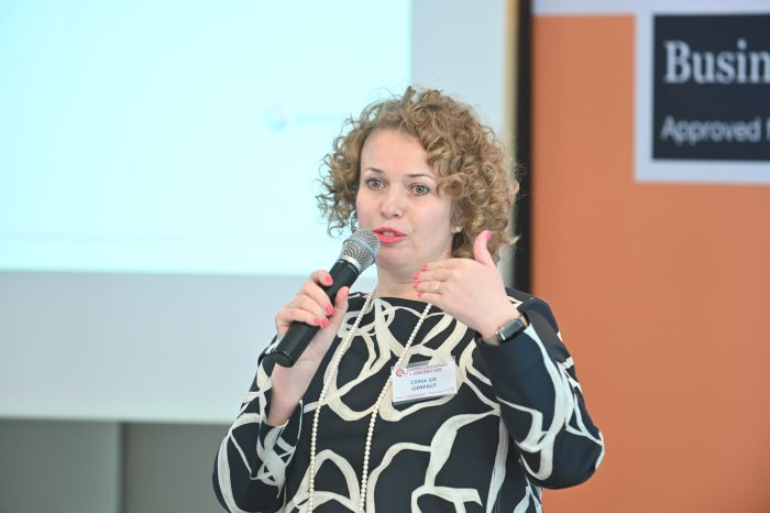 """Crina Ilie, Genpact: """"Employees and employers are equally responsible for the future"""""""