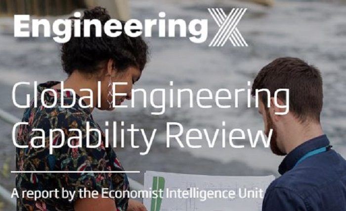Romania, at the middle of top rankings worldwide on knowledge in a global engineering capability