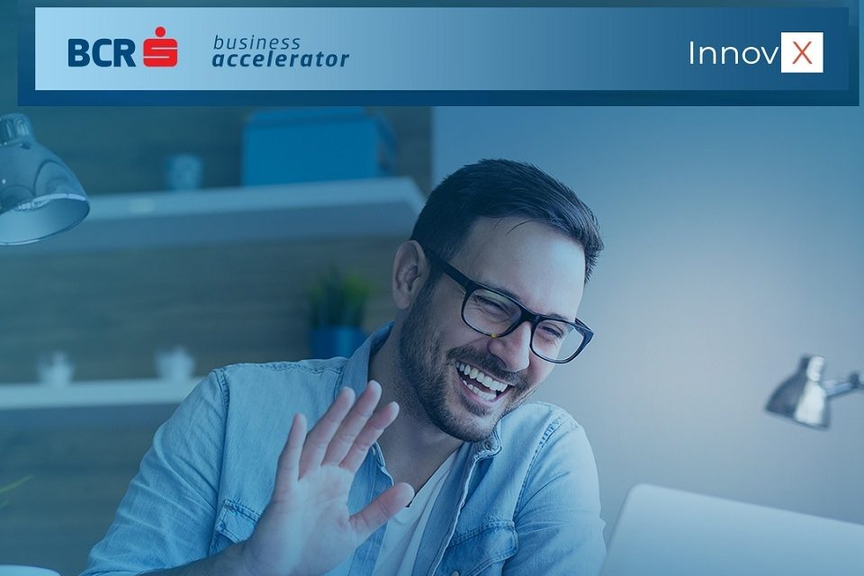 BCR-InnovX adds 10 new positions for start-ups offering innovating tech solutions in the current context – online programme