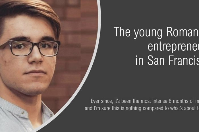 The long story short of young entrepreneurship in tech - From Bucharest to San Francisco