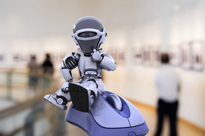 ȘCOALA IT launches robotics online trainings for children in partnership with F64 and Lenovo