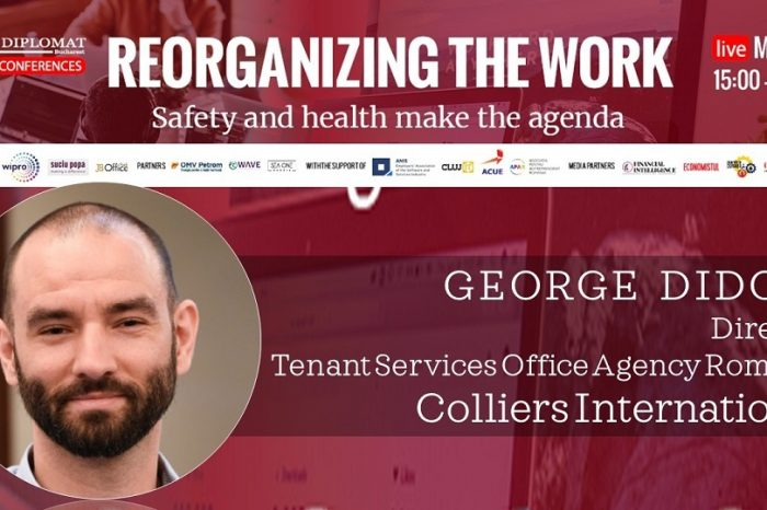 GEORGE DIDOIU, Director Tenant Services Office Agency Romania, Colliers International: Everything that moves forward today is due to the mankind's capacity to adjust