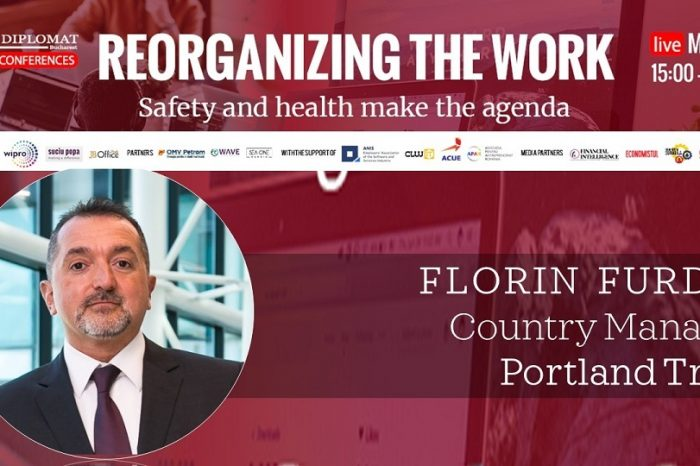 FLORIN FURDUI, Portland Trust@Reorganizing the Work conference: Companies have a huge responsibility to help people regain their trust
