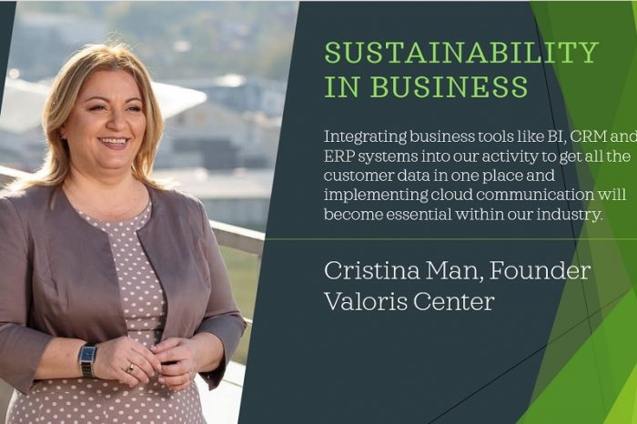 Cristina Man, Valoris Center: Our BPO industry is focused on cost-competitiveness and this makes business development even more challenging
