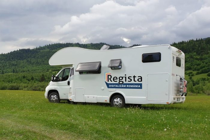 Zitec gets on the road with Regista caravan to accelerate the digitization of local authorities