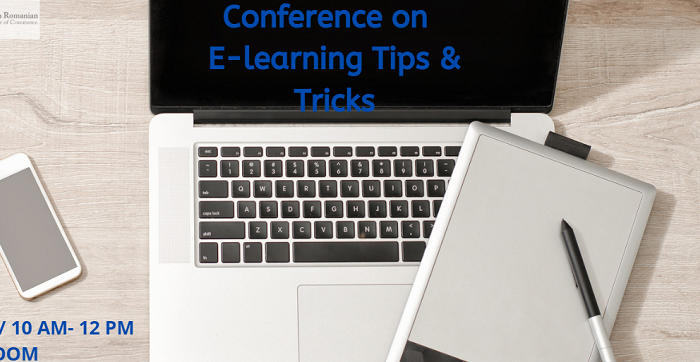 BRCC: Online Conference on E-learning Tips&Tricks: July 8
