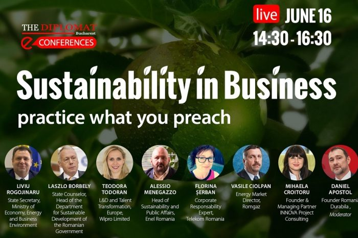Sustainability in business is live on June 16
