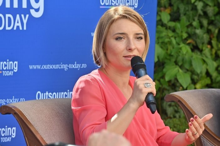 """CEO LEADERS DEBATE, Denisa Panaite Casu, PwC Romania: """"Coaching, as part of leaders' mindset is now more important than ever"""""""