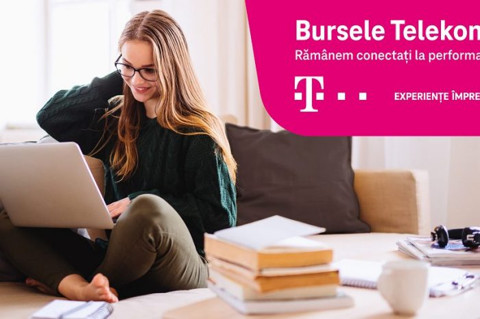 """Telekom Romania launches the 11th edition of the """"Telekom Scholarships"""" program"""