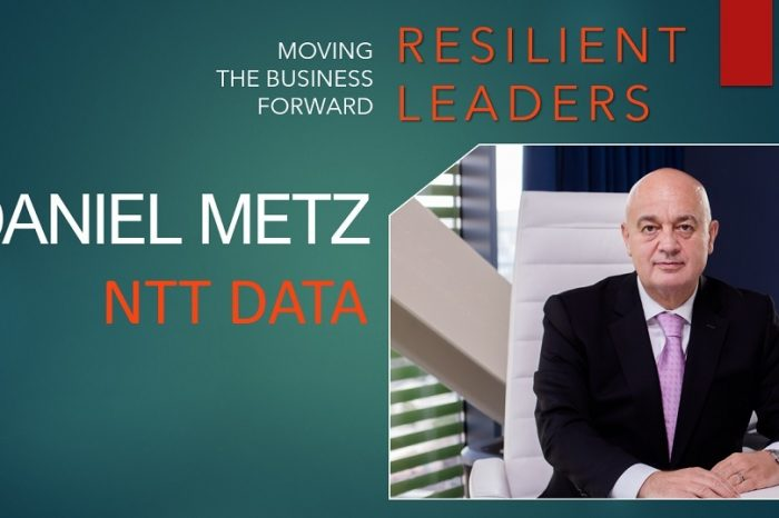 Daniel Metz, CEO NTT DATA Romania: Resilience and unambiguous sincerity are essential in these times