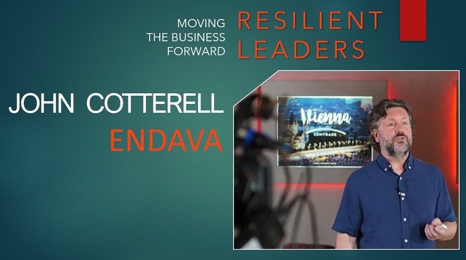 John Cotterell, CEO Endava: The leadership demands to being open and honest with your people and keeping promises
