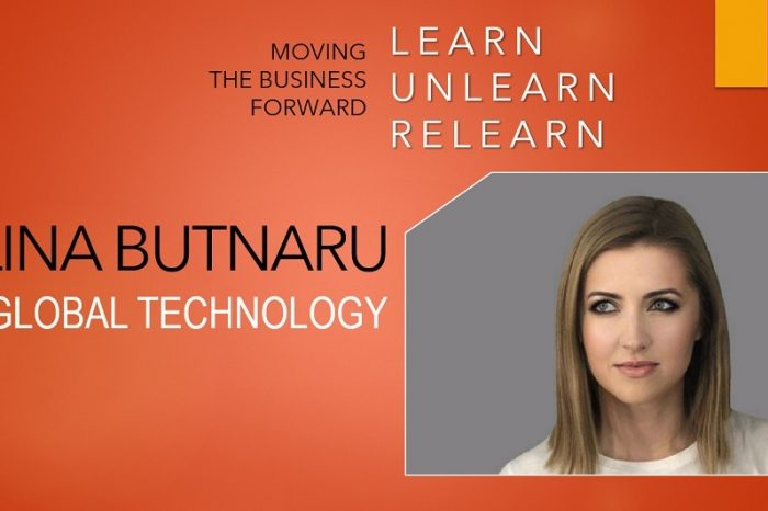 Alina Butnaru, DB Global Technology: The entire technical curricula was built around technology and agile methodology
