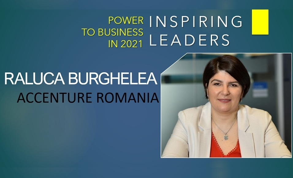 Raluca Burghelea, Accenture Romania: Leaders must have a well-thought-out plan, be transparent and ready to adapt to employees' needs