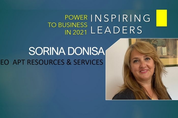 Sorina Donisa, APT Resources & Services: The managers must be prepared for unforeseen situations and able to decide quickly without a clear precedent
