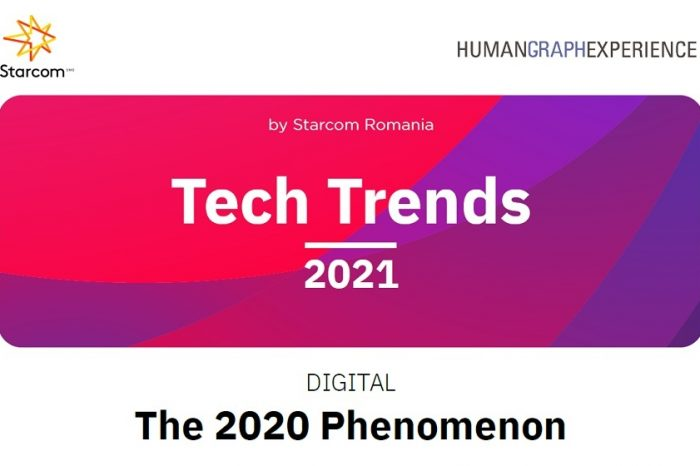 Starcom Romania Study: How Romanians' consumer behaviour evolved in 2020 in relation to the digital environment and technology