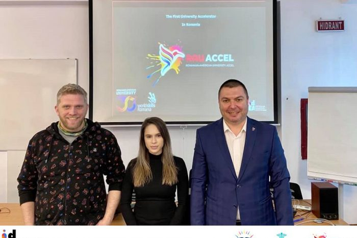 RAU Accel is the first university business accelerator launched in Romania