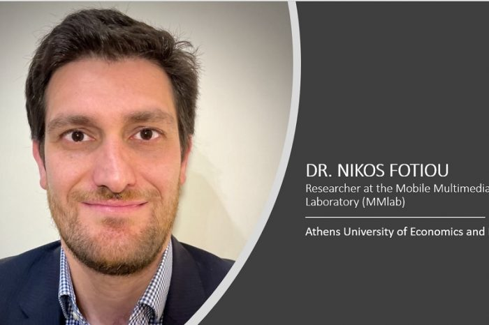 Interview with Dr. Nikos Fotiou: Experimenting with unusual applications of decentralised identifiers