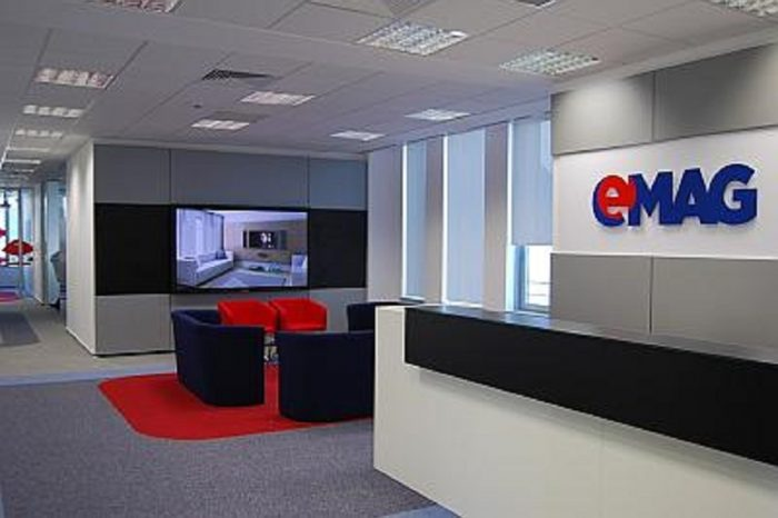 eMag tranforms head office into collaborative space with 1.5 million Euro