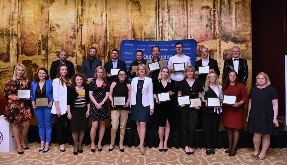 Here are the winners of the Romanian Business Services Awards Gala 2021!