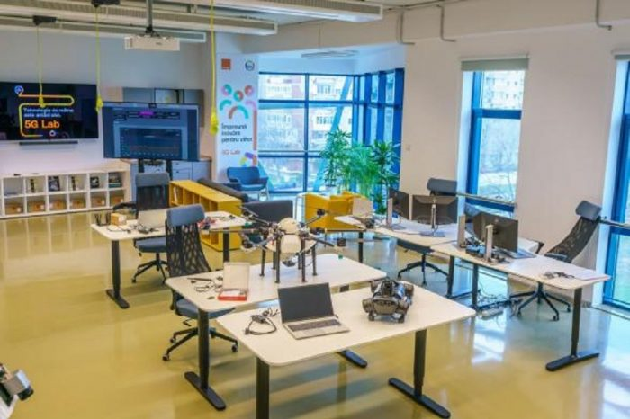 Orange and Polytechnic Campus Research Institute open first 5G lab in Romania