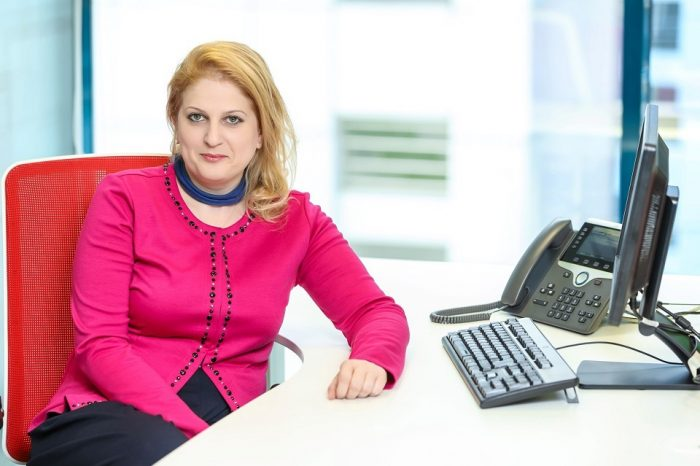 """Daniela Vercelino, Societe Generale Global Solution Centre: """"This year of pandemic brought a new dimension for leaders"""""""