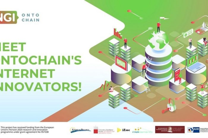 1.3 million Euro open call for internet innovators to develop blockchain-based solutions