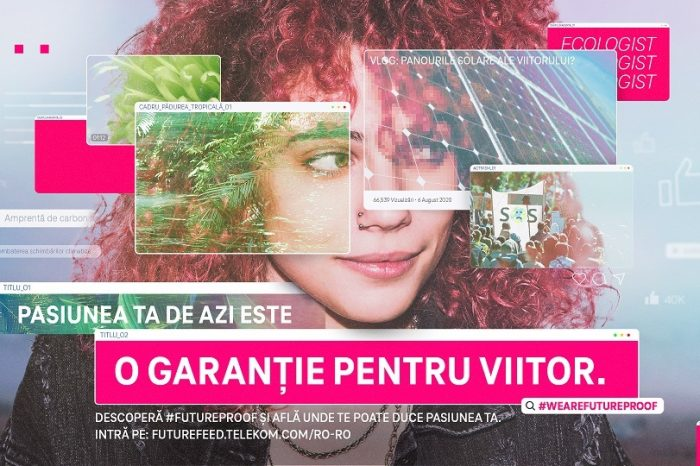 Over 100,000 Romanians from Generation Z tested the Futureproof vocational platform launched by Telekom