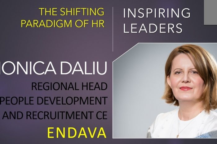 Monica Daliu, Regional Head of People Development and Recruitment, CE, Endava: A new working model is being shaped to respond to our people's expectations