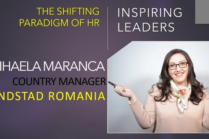 Mihaela Maranca, Country Manager, Randstad Romania: Human capital tools increased the value that people bring to their roles by freeing them from repetitive, low-value tasks