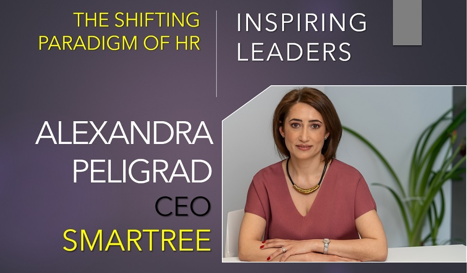 Alexandra Peligrad, CEO Smartree: We expect a positive overall outcome this year for HR outsourcing services and HR software solution providers