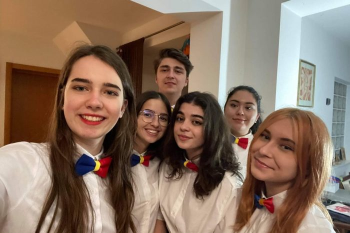 The National Team of Romania achieves a historic performance at the World Schools Debating Championships