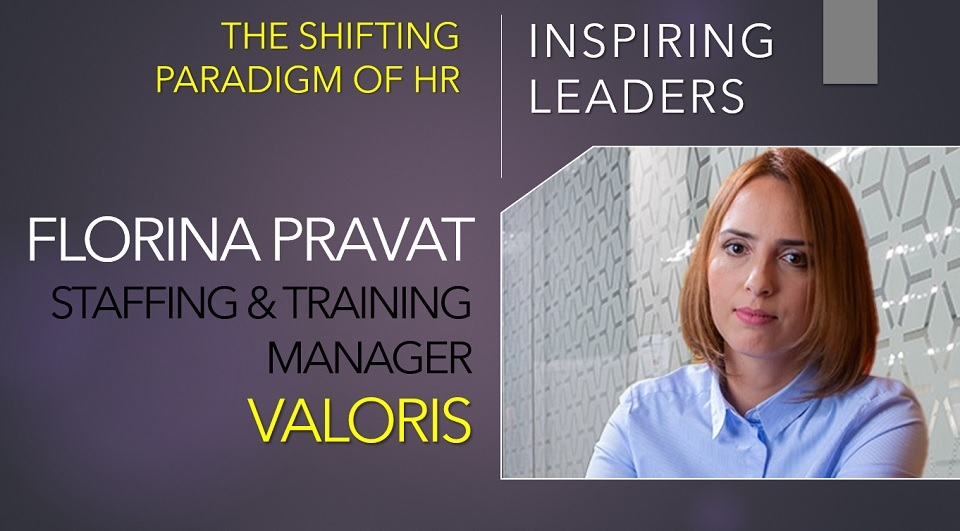 Florina Pravat, Valoris: A company's image as an employer is shaped by the entire journey of its people