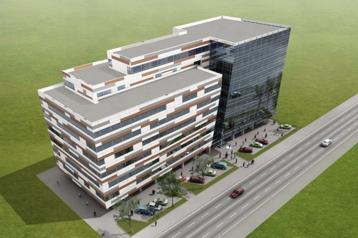 ANTISEL leases 950 sqm in RAMS Business Center, in a relocation assisted by Crosspoint Real Estate