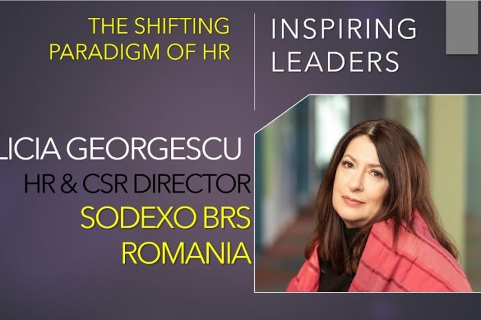 Felicia Georgescu, HR and CSR Director, Sodexo BRS Romania: Trust is the key word for the new ways of working in Sodexo